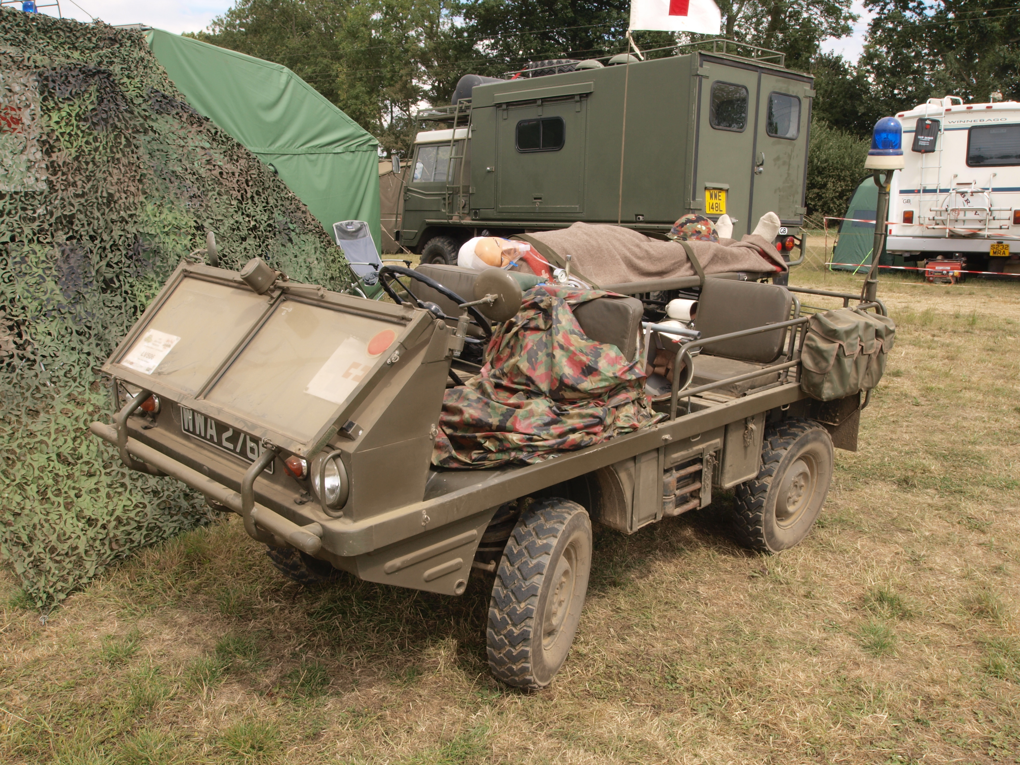 Steyr_Puch_Haflinger_(1968)_owned_by_Pet