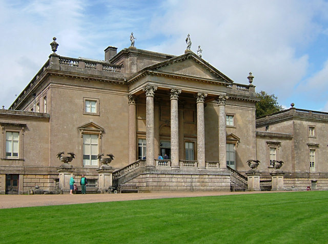 Stourhead House - geograph.org.uk - 31721
