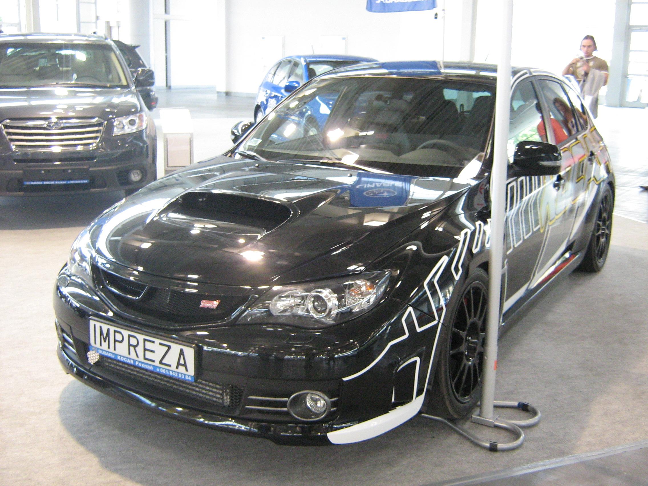 Wrx Car Cover