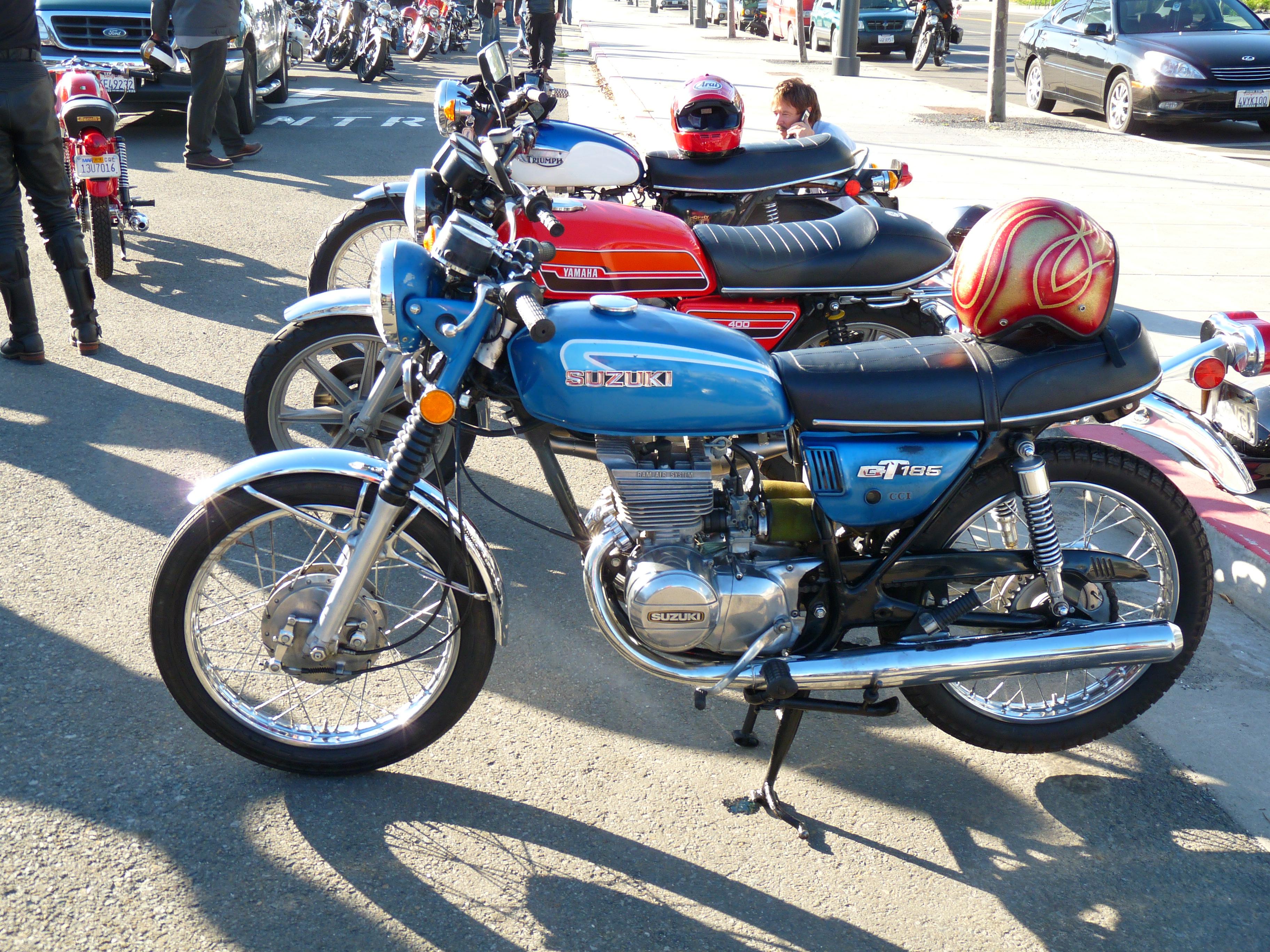 Suzuki Gt B