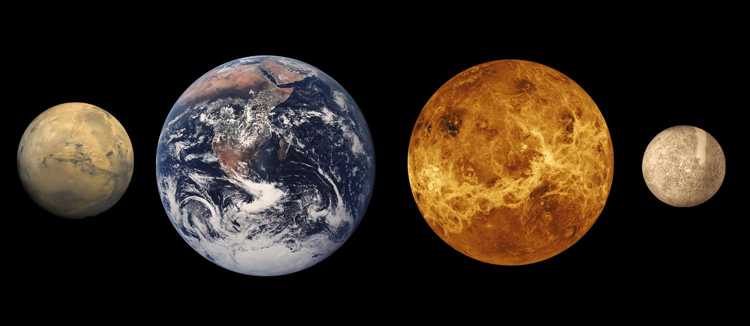 Opinions on Terrestrial planet