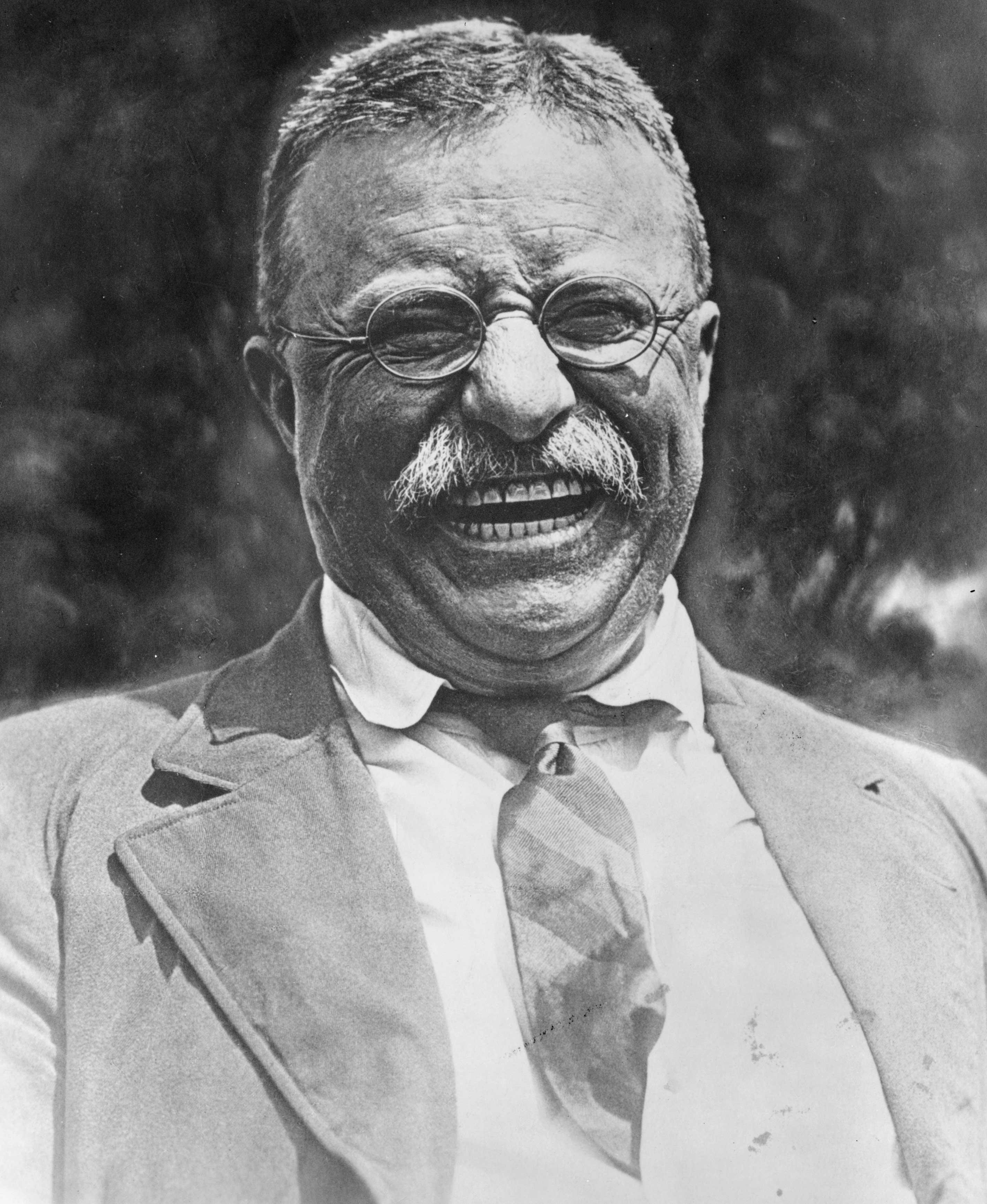 Dreamy Mr. Roosevelt