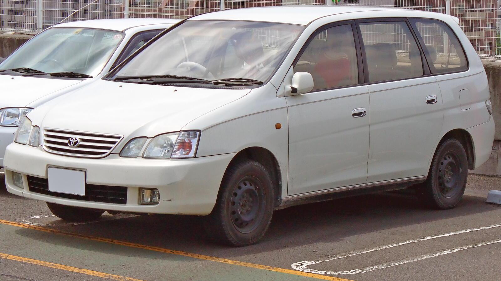 Toyota Gaia - Wikipedia