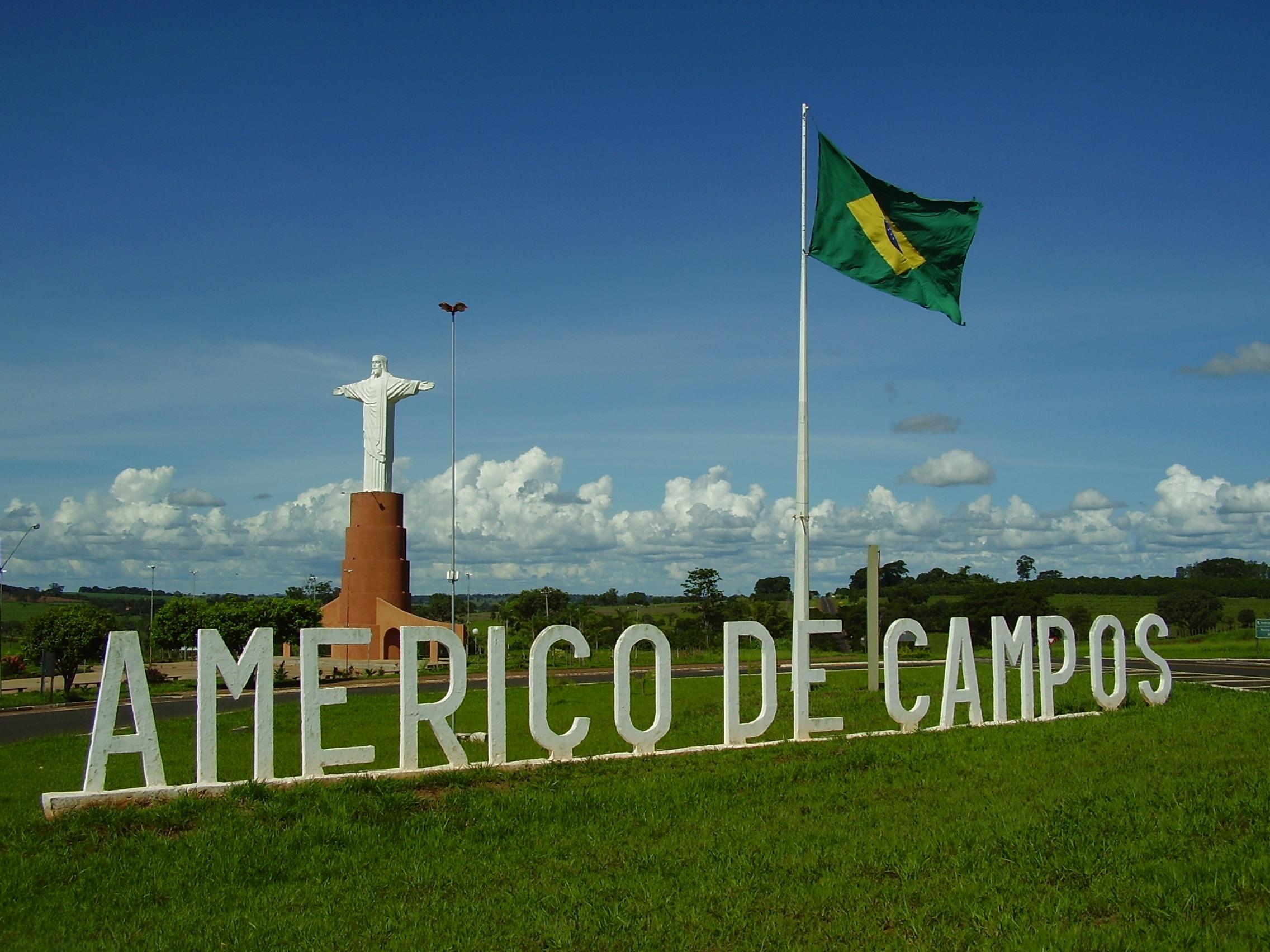 Américo de Campos