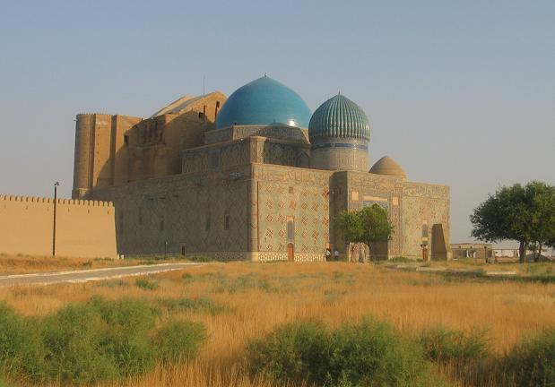 Türkistan (şehir)