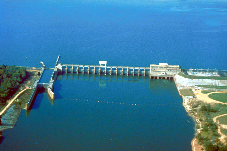 Opinions on jim woodruff dam for Lake seminole fishing