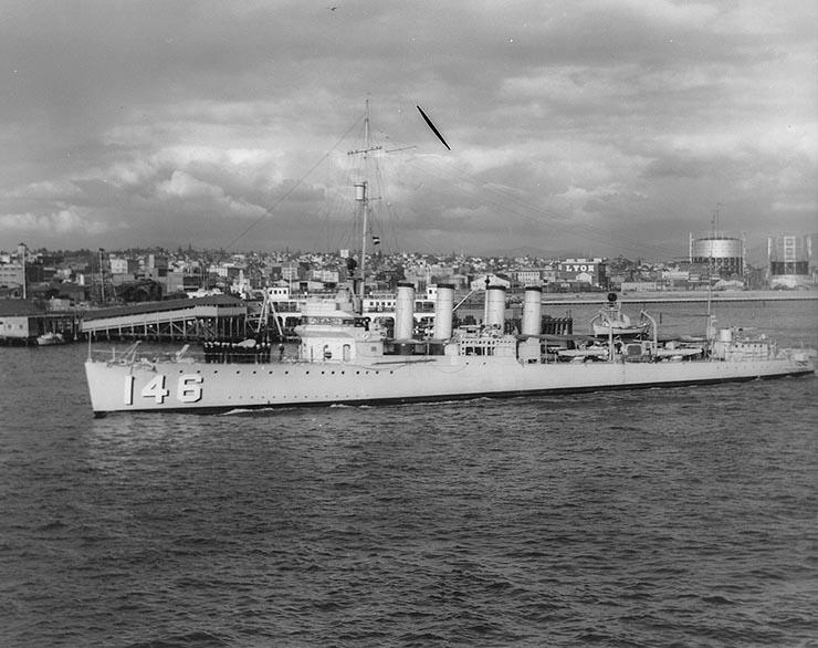 USS Elliot (DD-146)