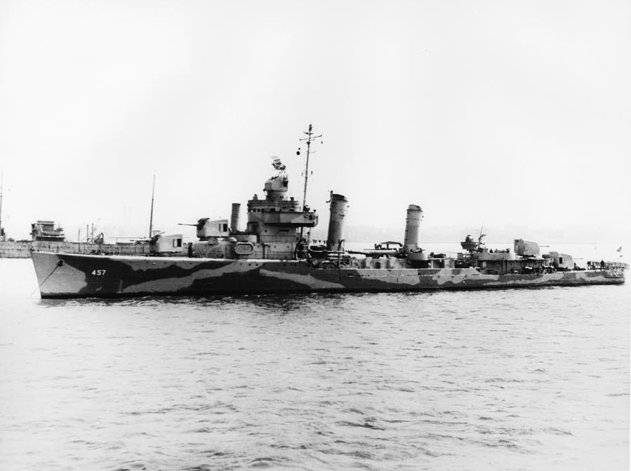 USS Emmons (DD-457) - Wikipedia