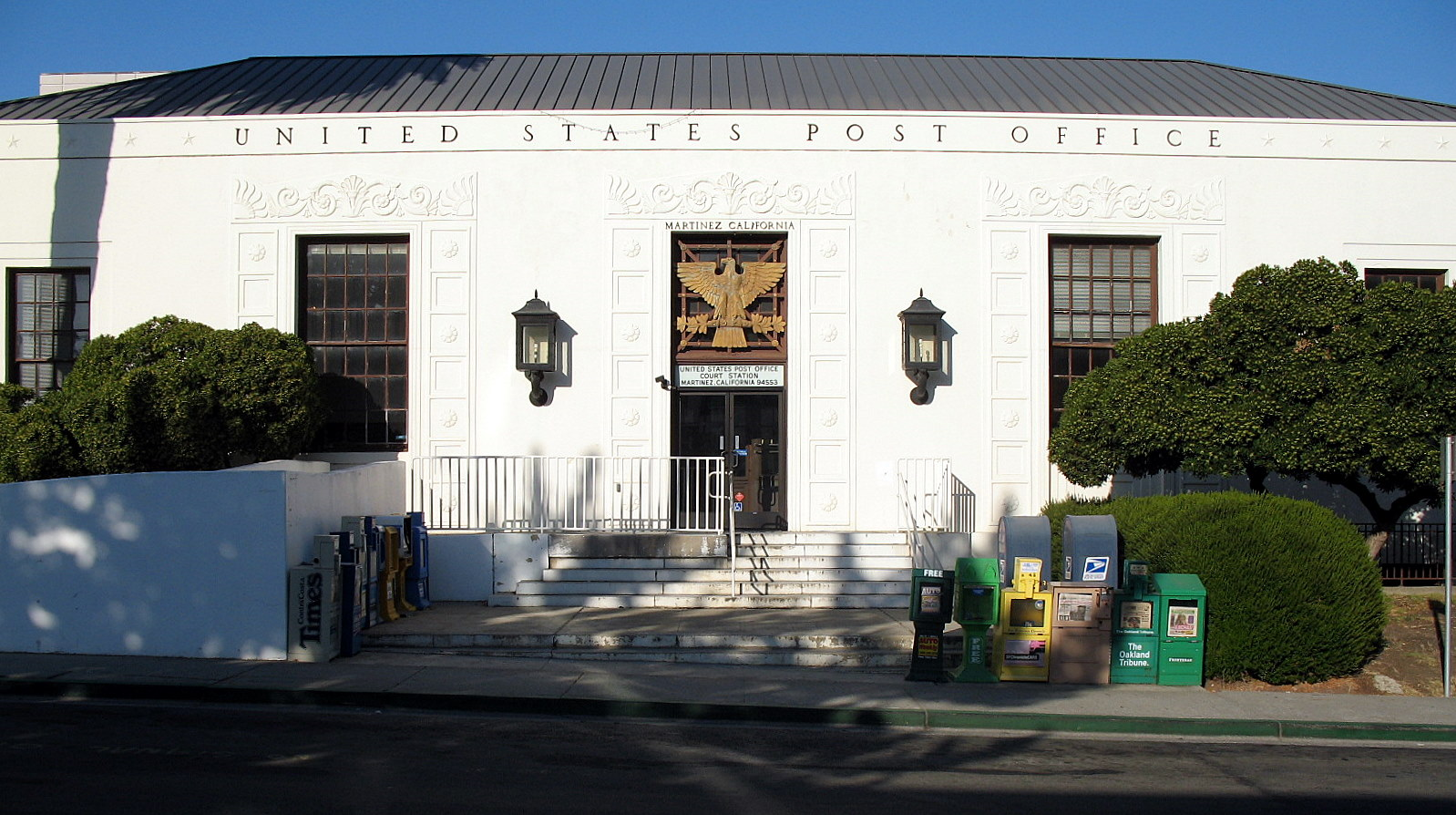 Post Office In Hell S Kitchen
