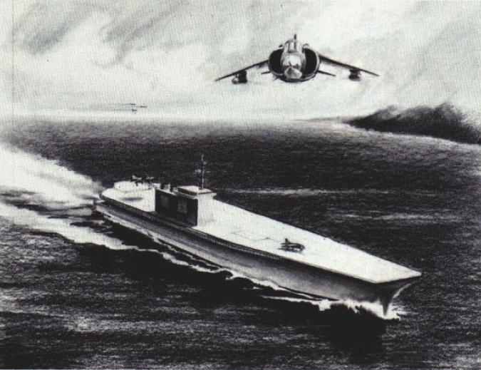 VSTOL Support Ship - Wikipedia