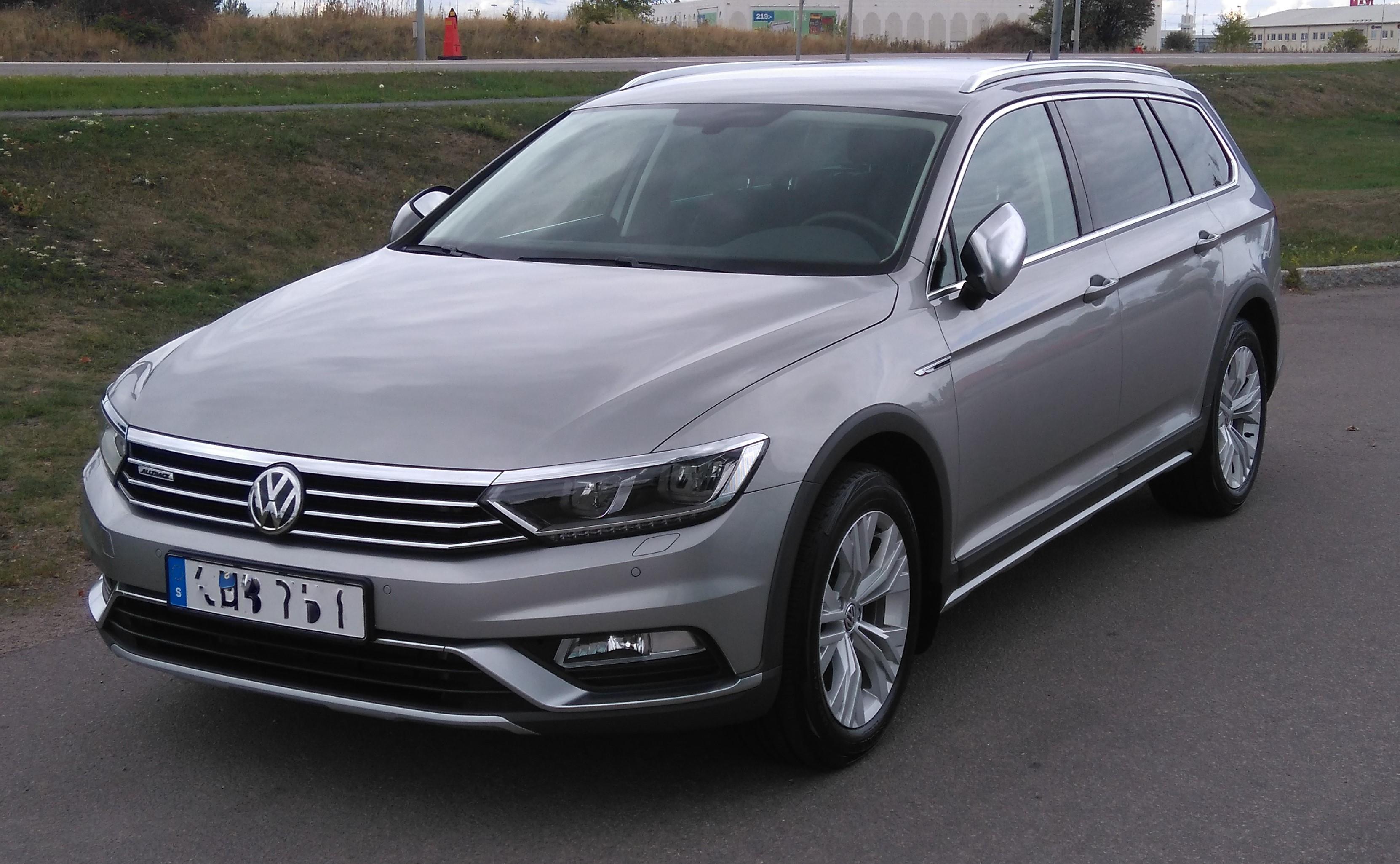 Passat Alltrack Usa >> Volkswagen Passat Alltrack Vikipediya