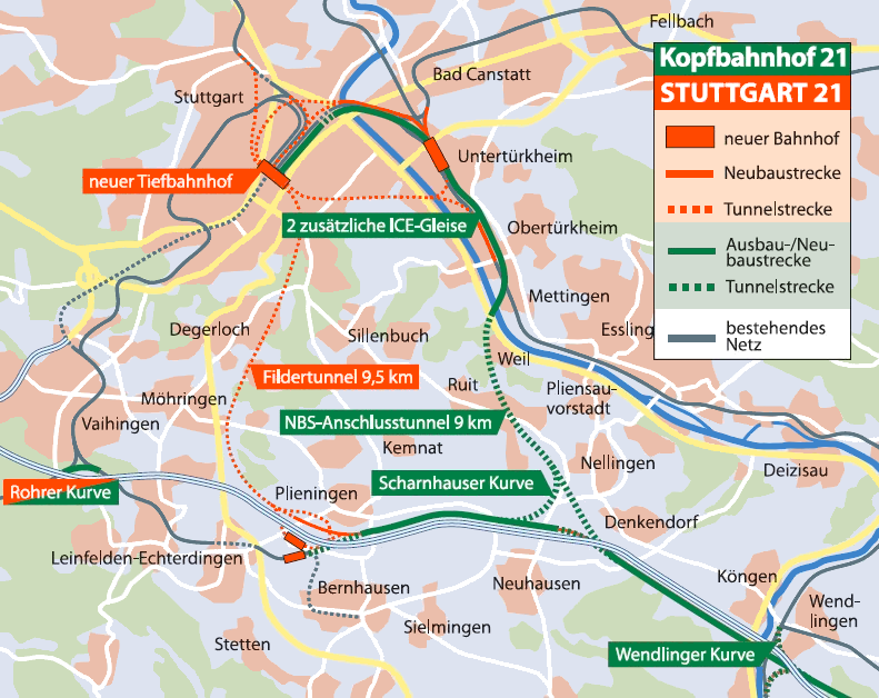 "a history of the s21 project in stuttgart Opposition to the underground stuttgart 21 (s21) station and high-speed projects by ""stuttgart ist überall"" committee we are against the underground station in stuttgart: • because it is an."