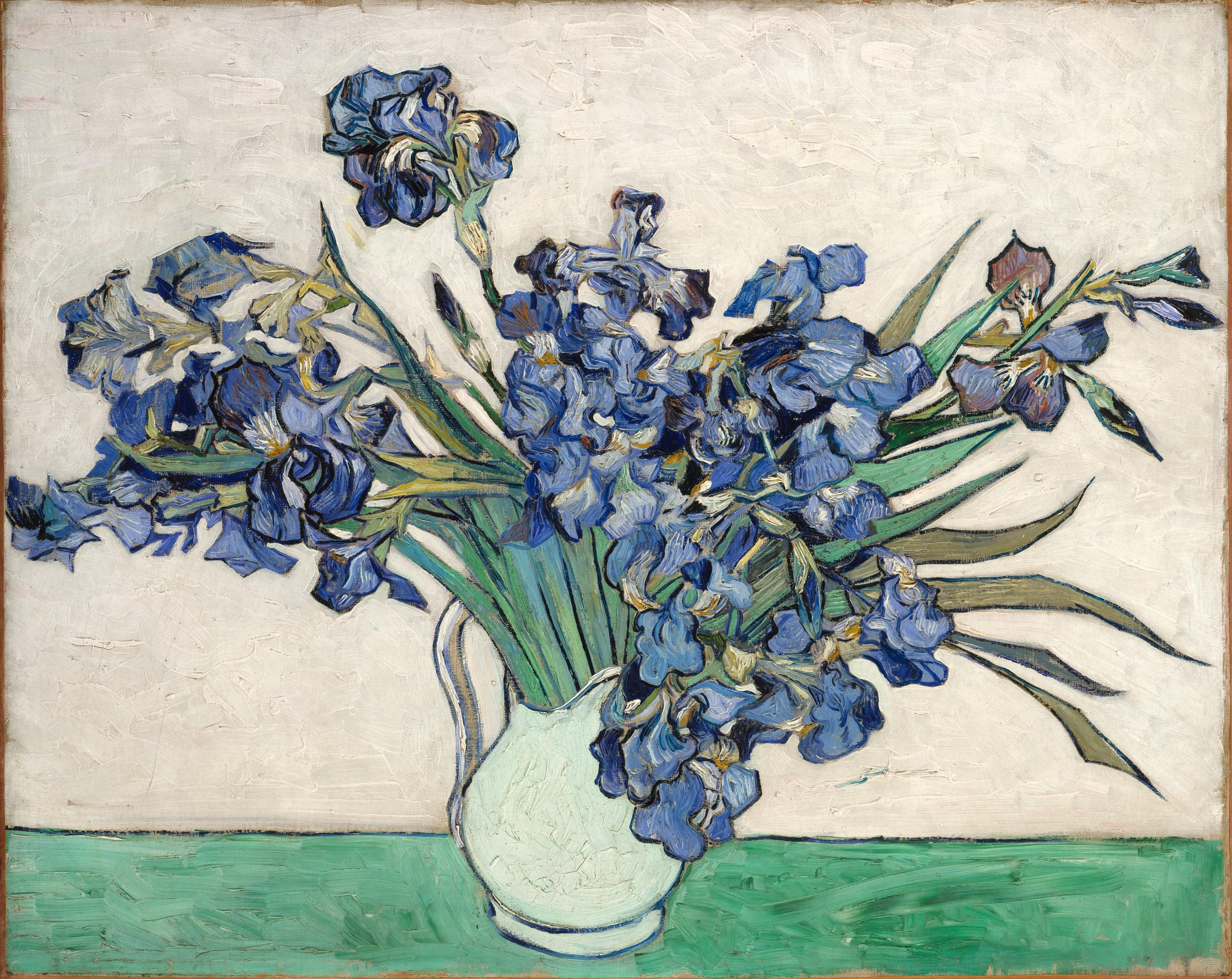File vincent van gogh irises 1890 jpg wikimedia commons for Van gogh irises