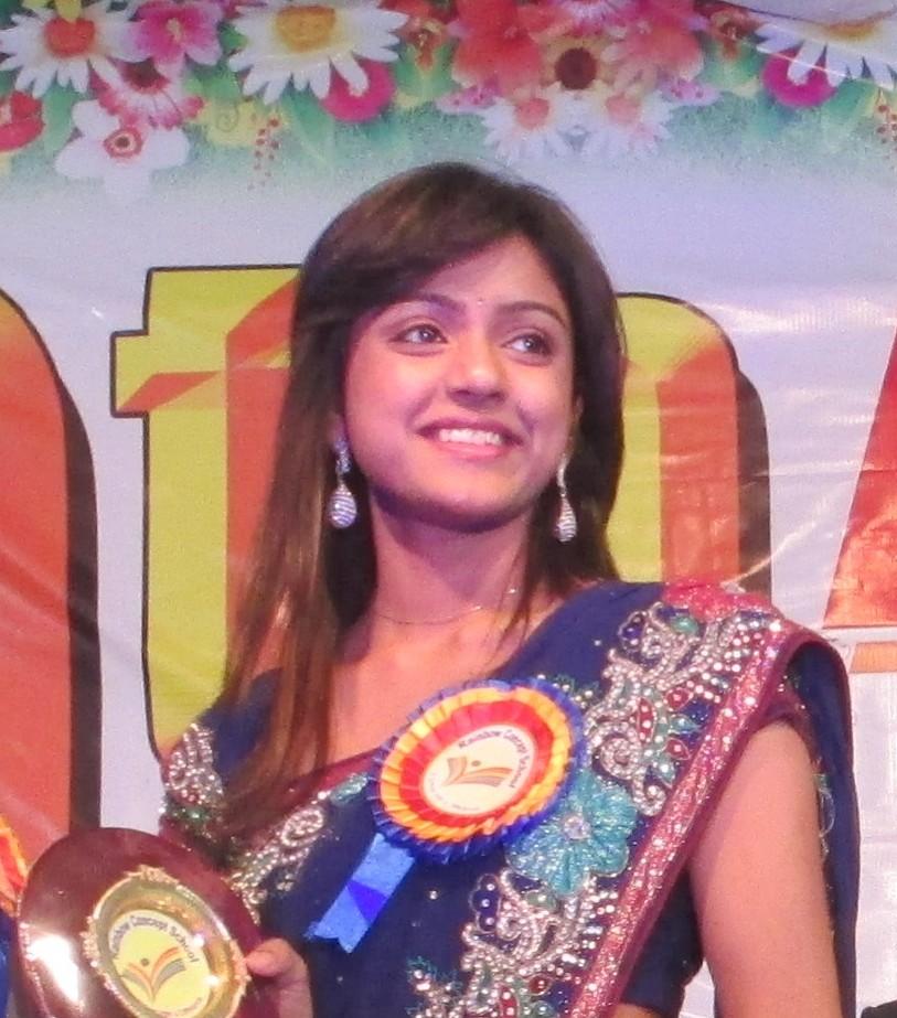 Vithika Sheru Wikipedia