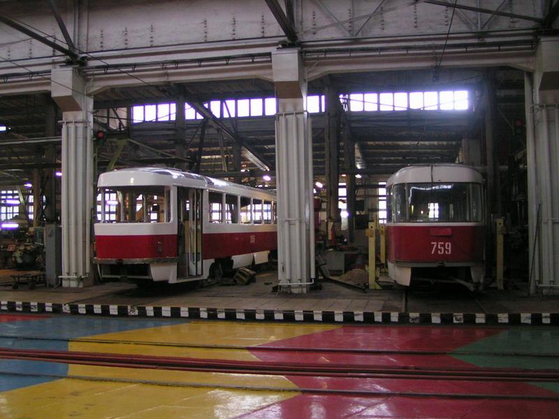 Самарский трамвай — Википедия