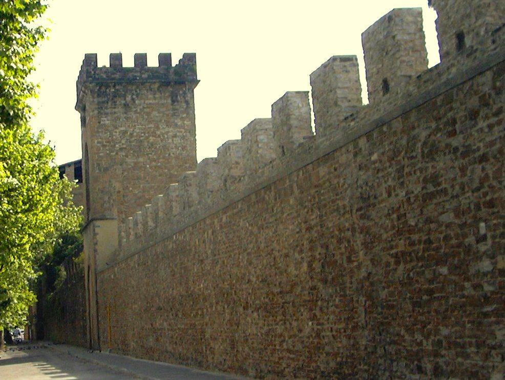 Mura di firenze wikipedia for Firenze medievale