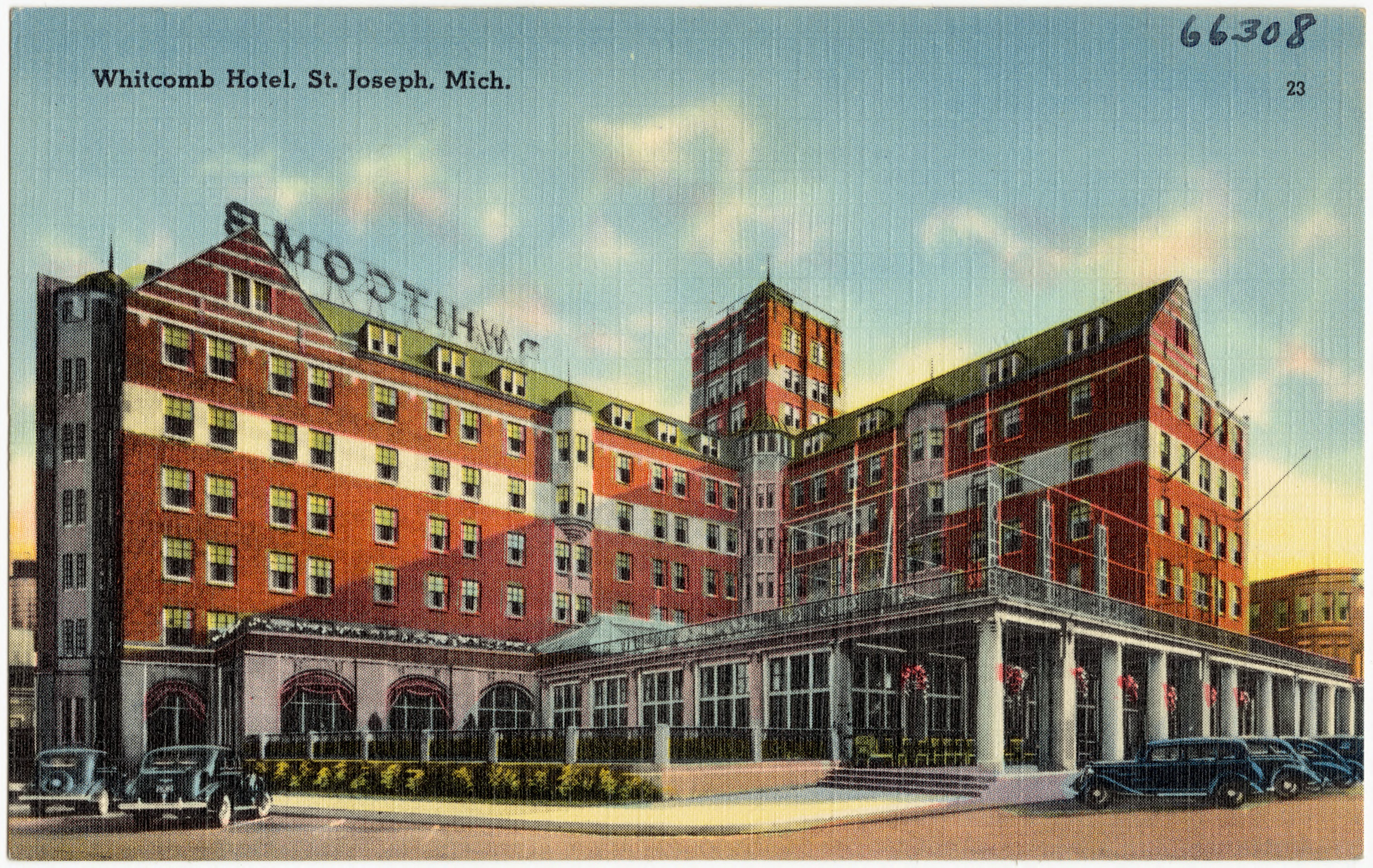 File Whitcomb Hotel St Joseph Michigan 66308 Jpg