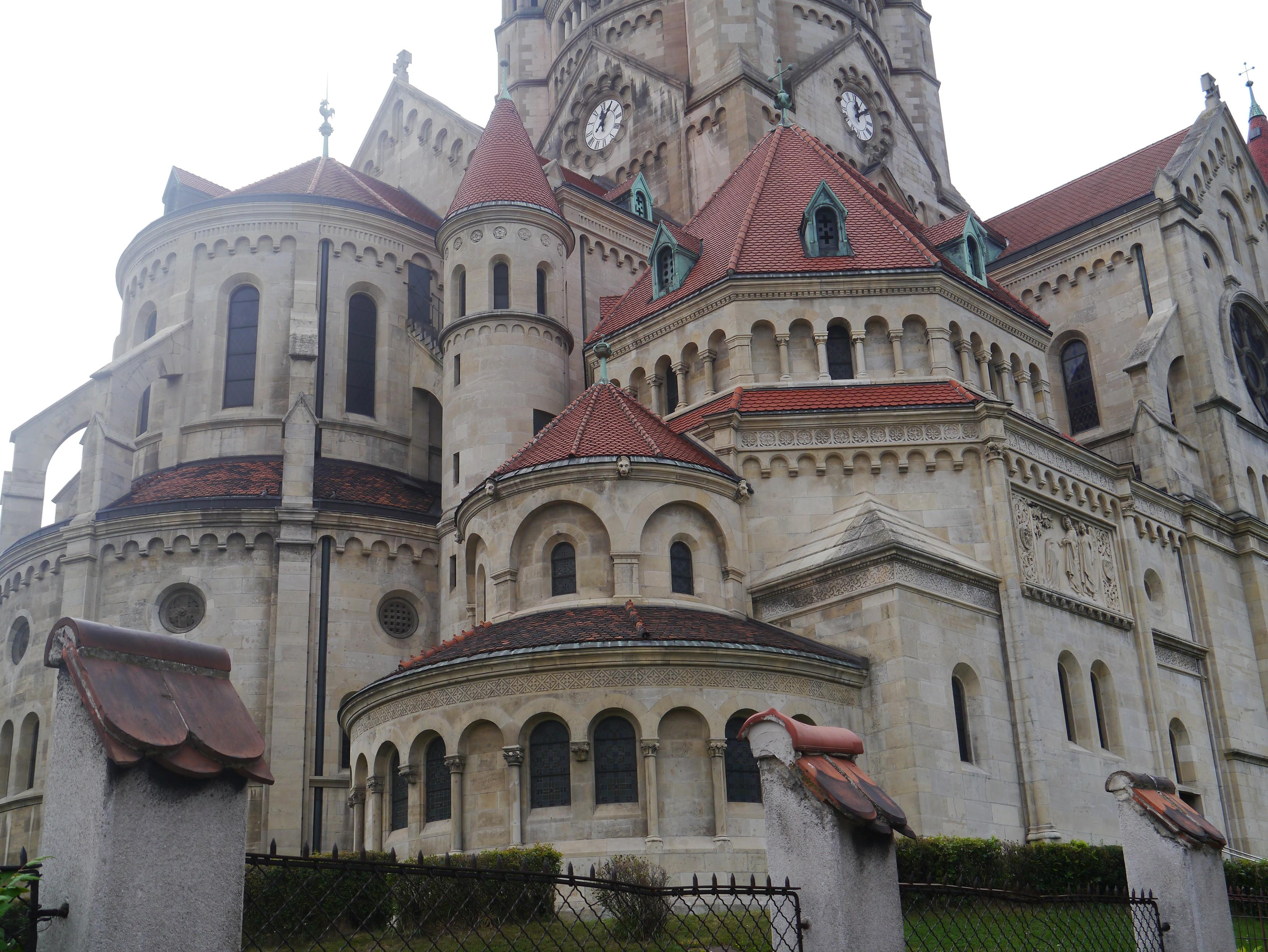 Franz Von Assisi Kirche Wien