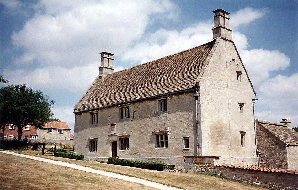 Woolsthorpe Manor, il luogo di nascita di Newton