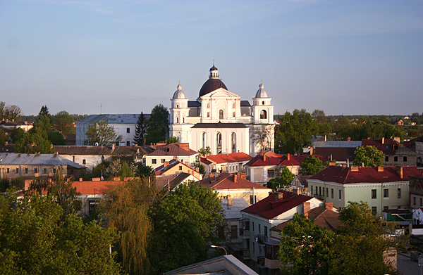 Saint Peter and Paul Cathedral, Lutsk