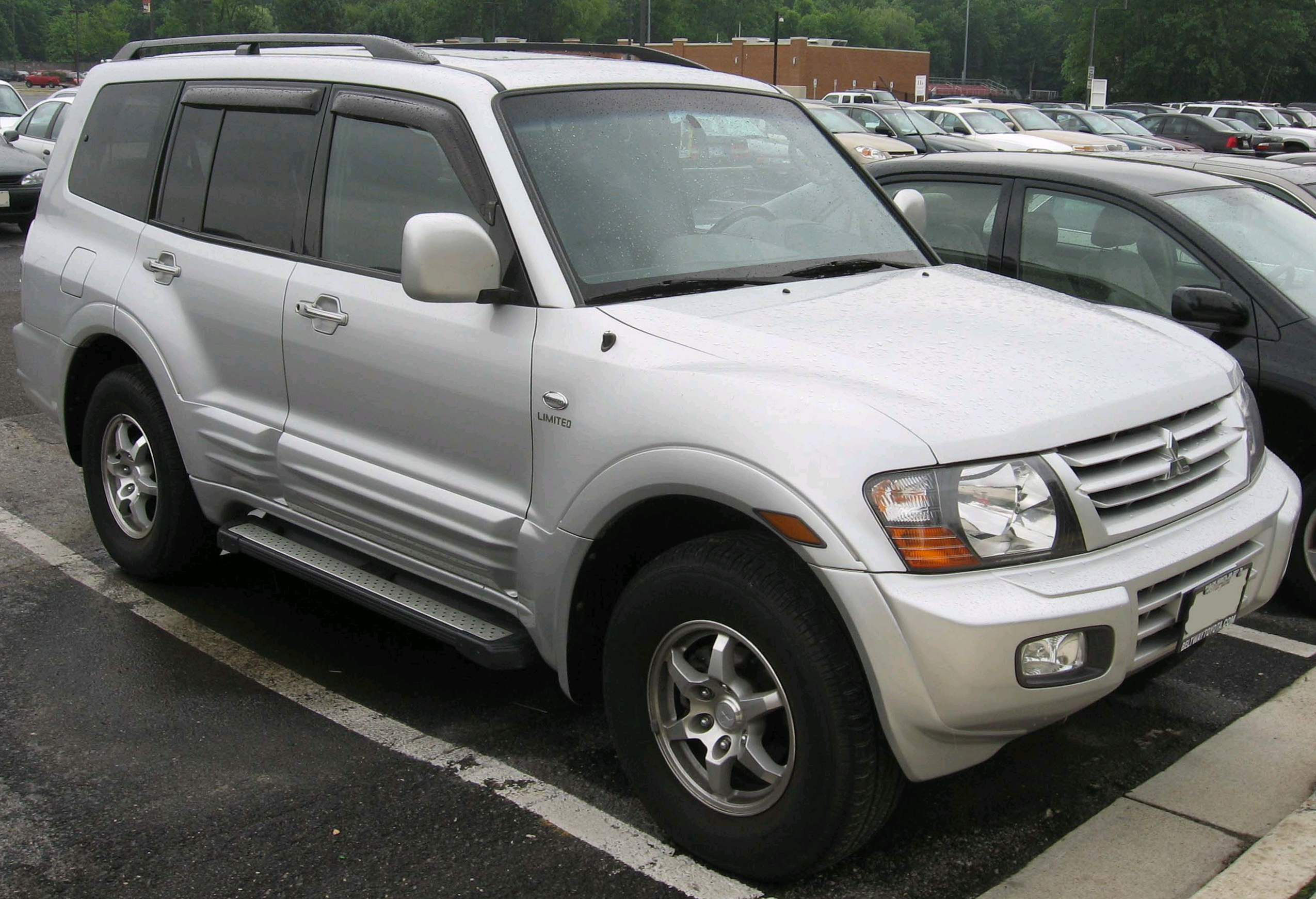 from used mitsubishi for montero savings best sale