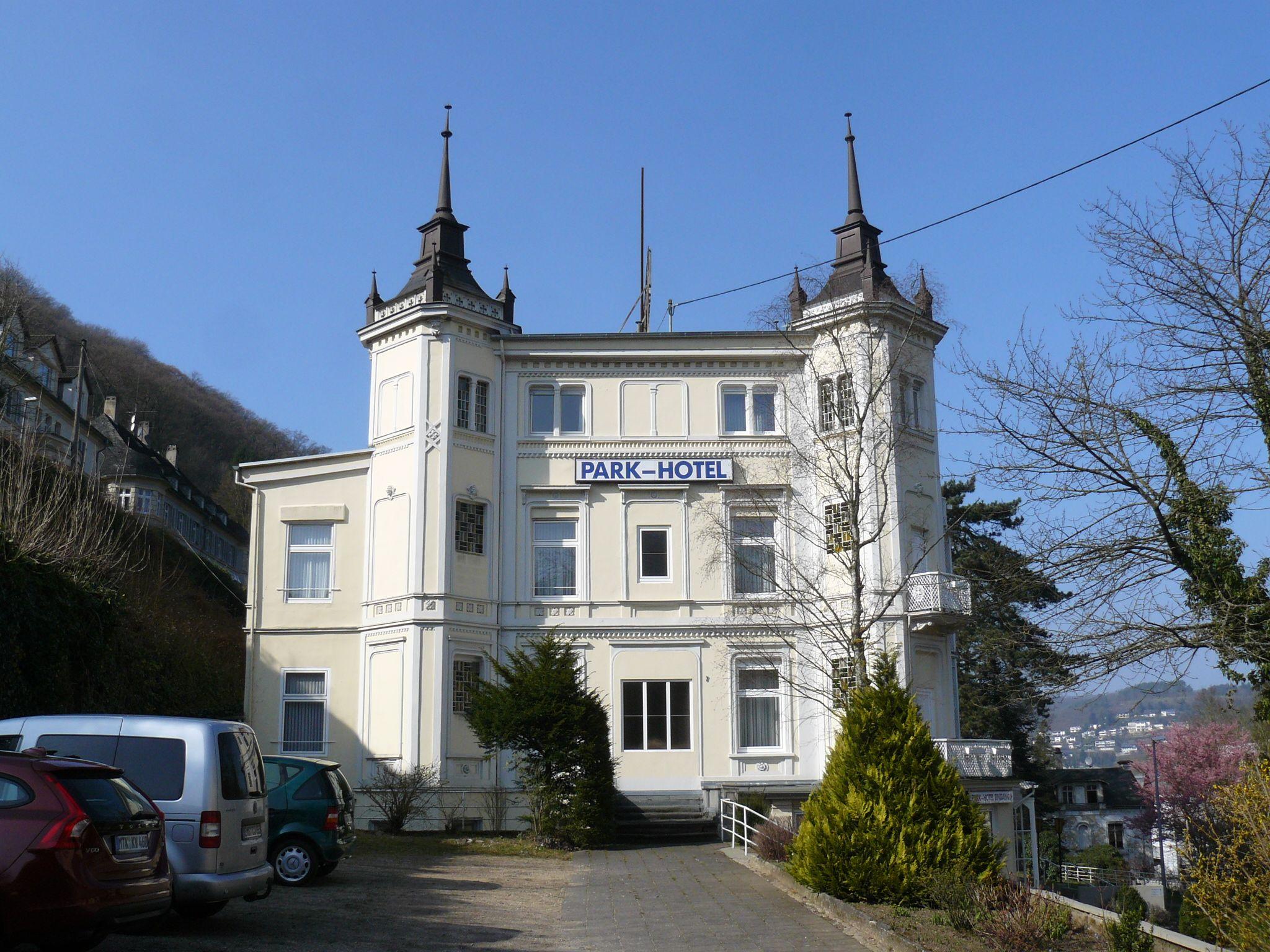 Park Hotel Villa Bad Salzig Romerstra Ef Bf Bde   Boppard