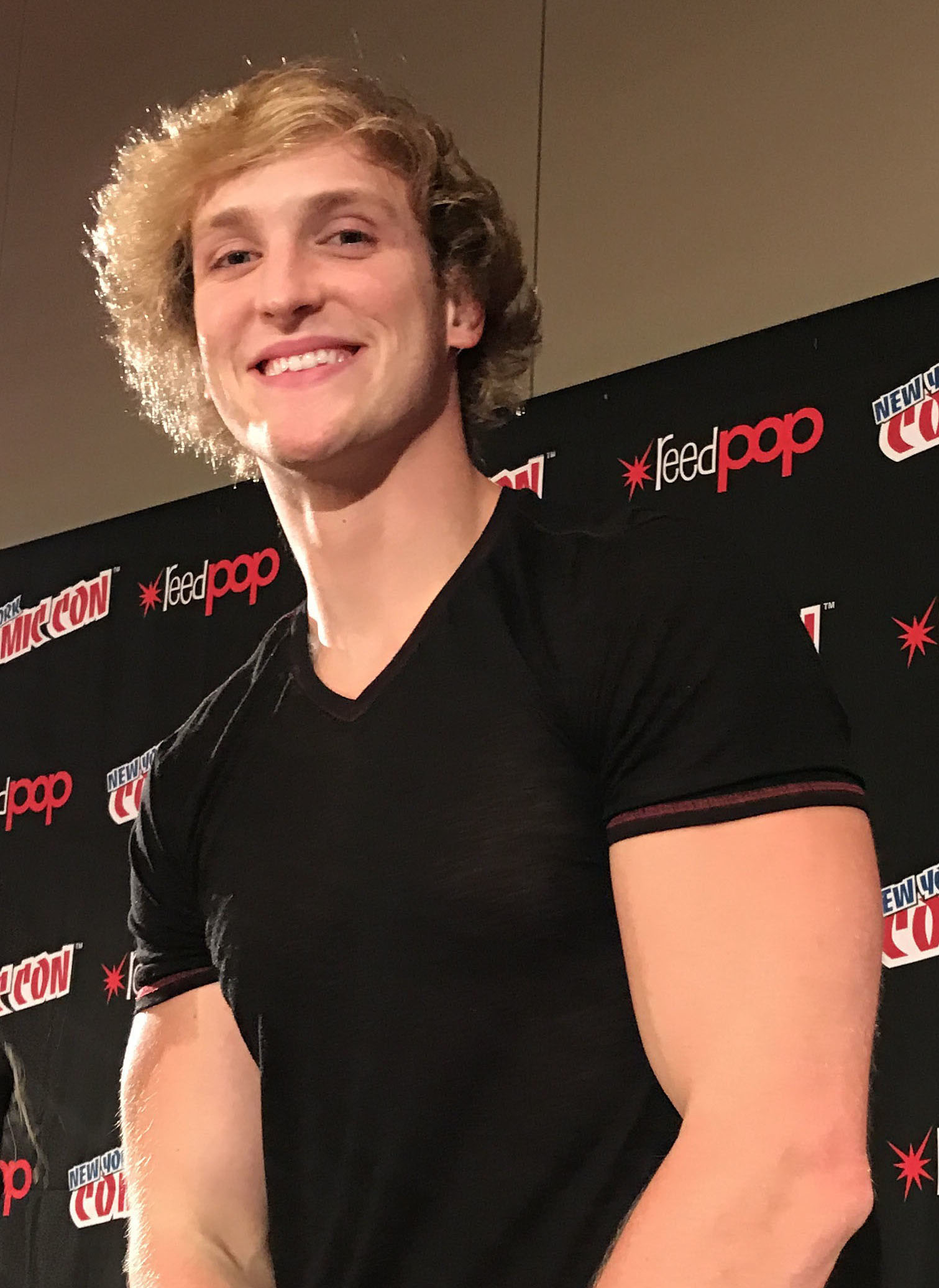 Shirt Collar Size Conversion Chart: Logan Paul - Wikipedia,Chart