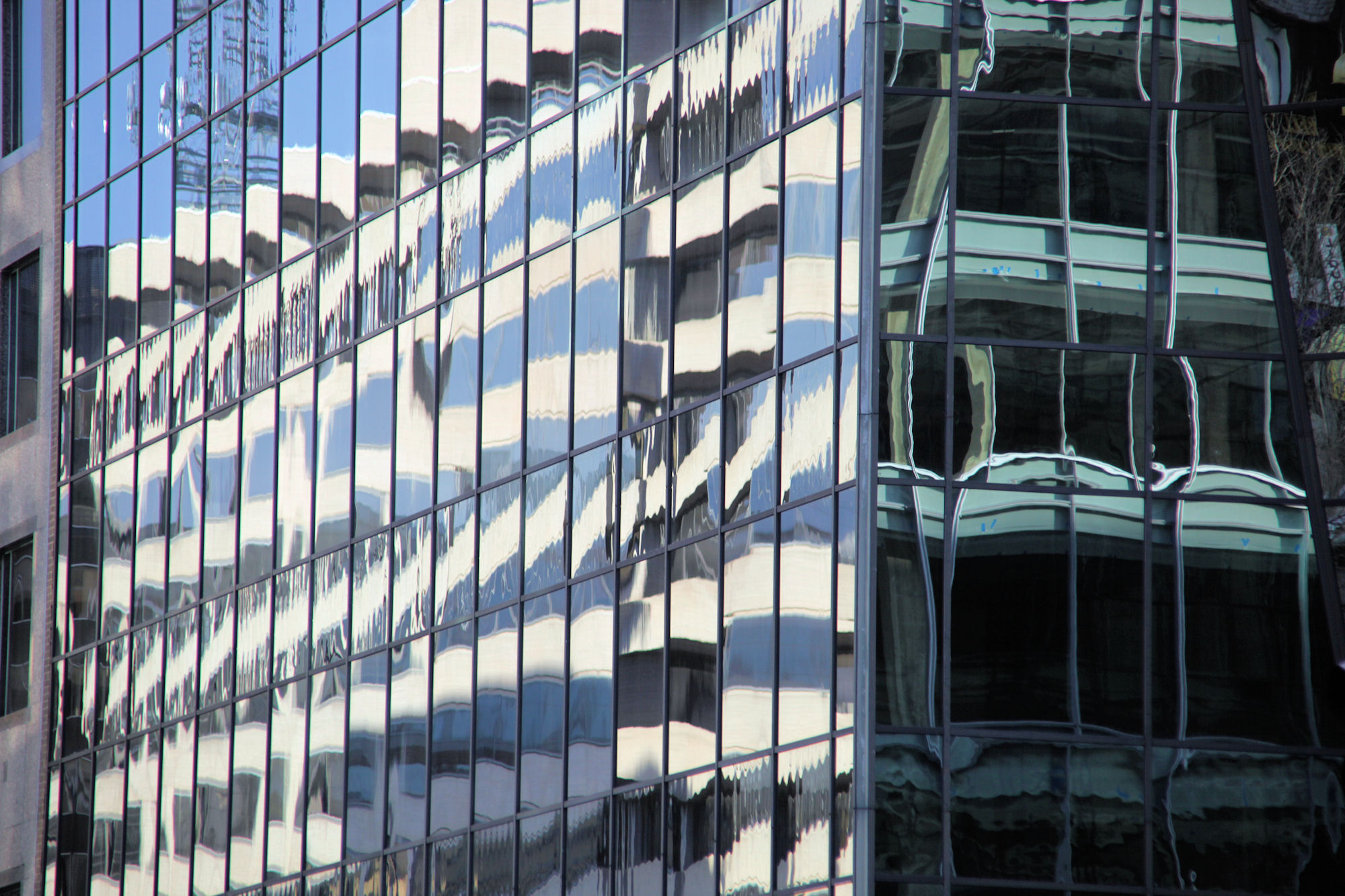 Curtain Wall vs  Window Wall: What's the Difference
