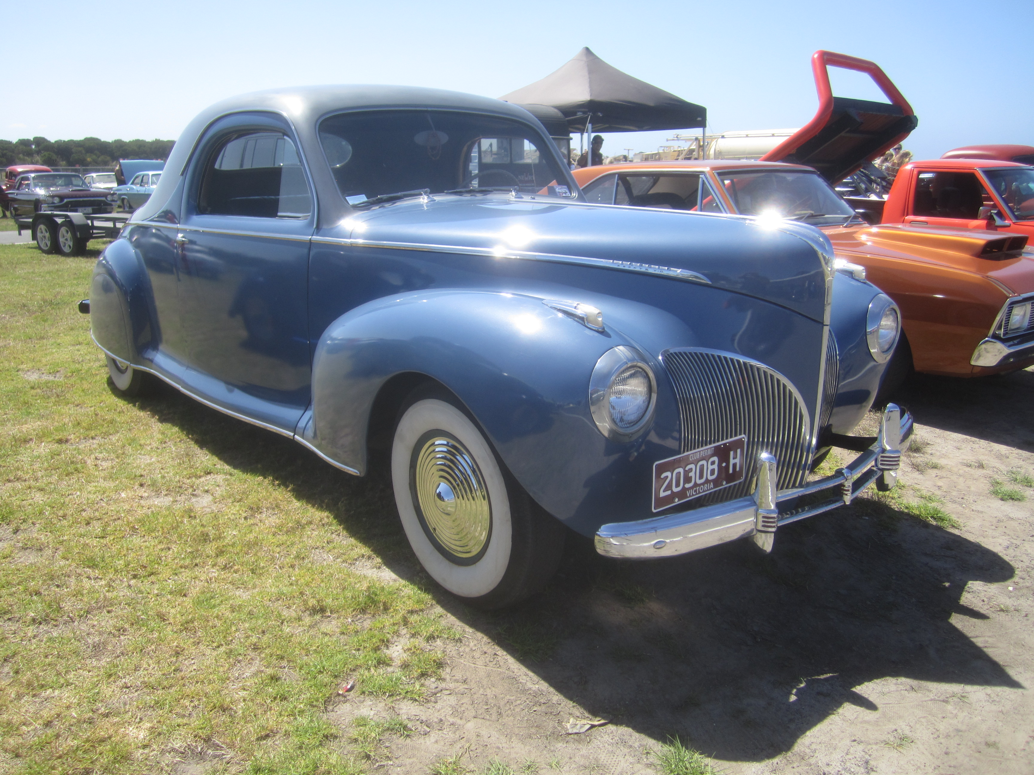 File 1940 Lincoln Zephyr Club Coupe 8374137737 Jpg Wikimedia Commons