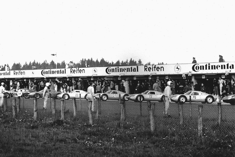 1965 05 23 Le Mans Start 2