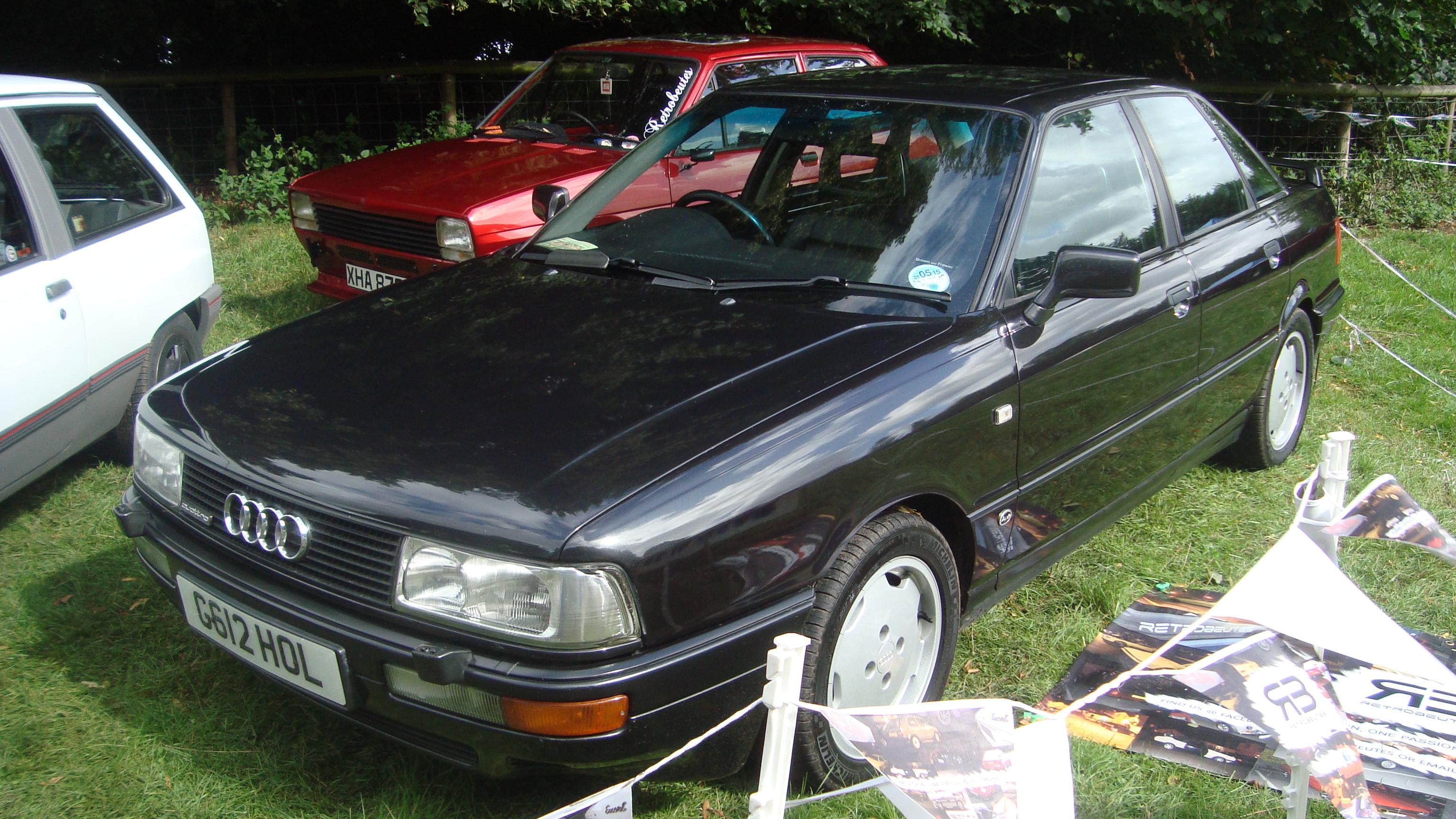 Kekurangan Audi 90 Quattro Review
