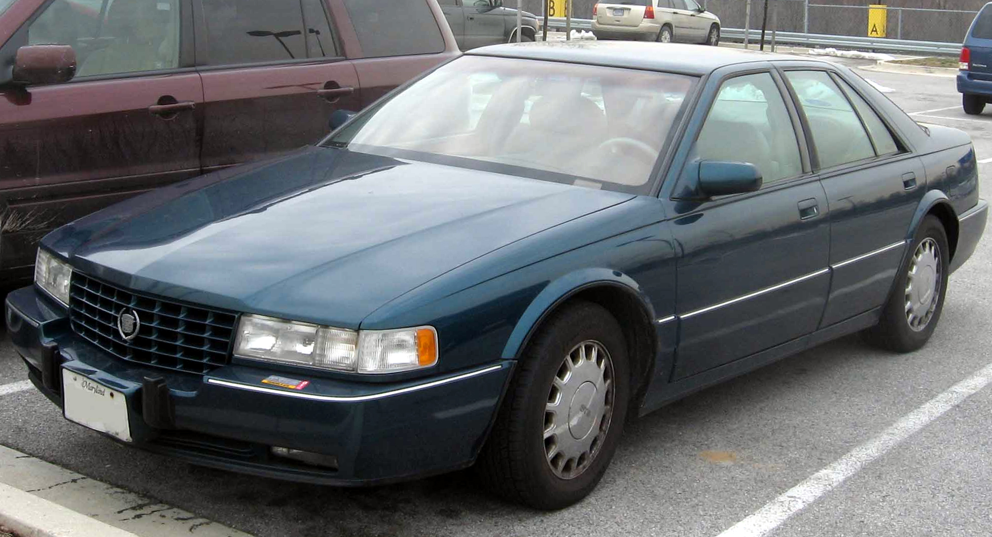 File1995 1997 Cadillac Seville Wikimedia Commons 1995 Chevy 4x4 Transmission 4l60e