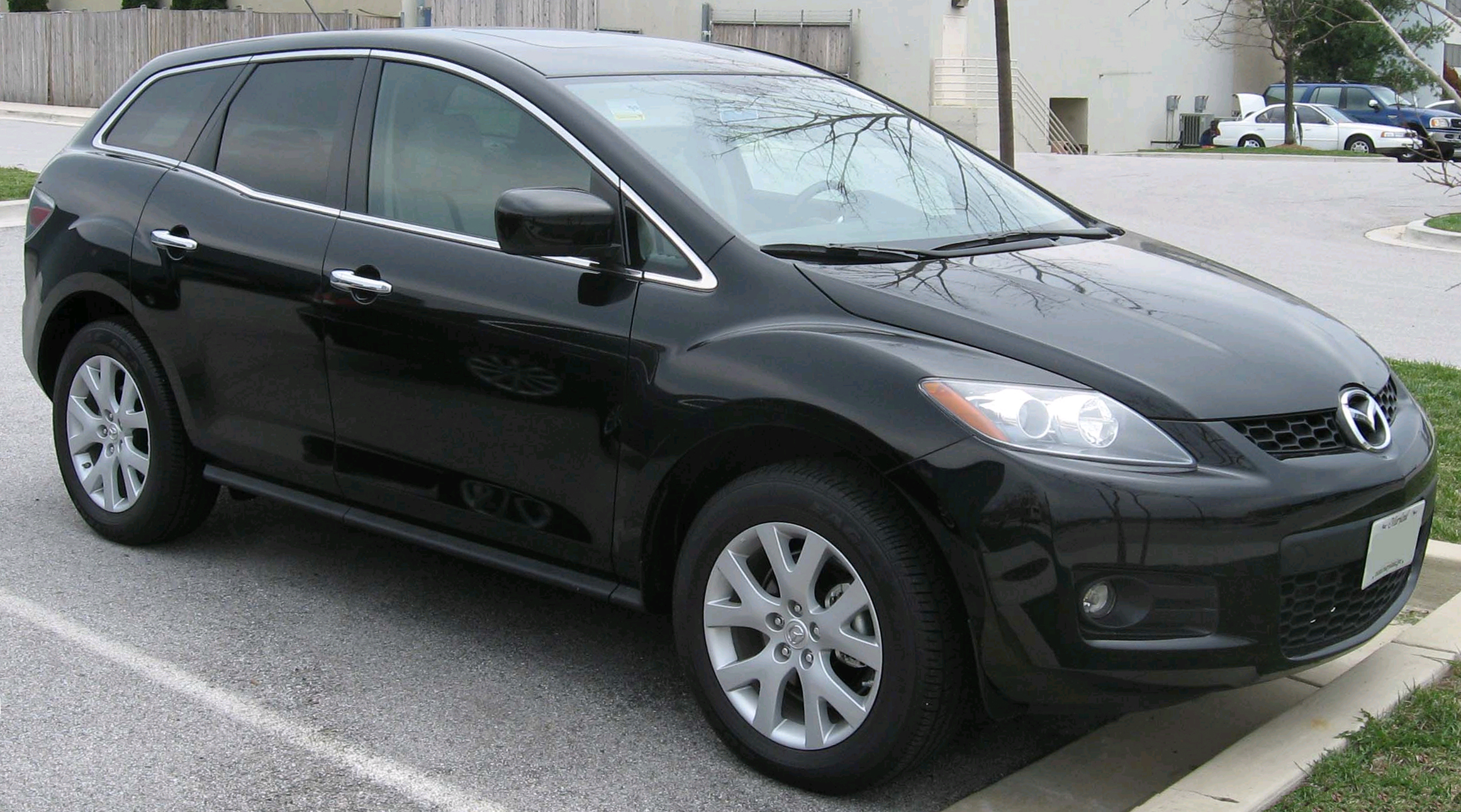 Mazda Cx  Gunmetal Wheel Touch Up Paint