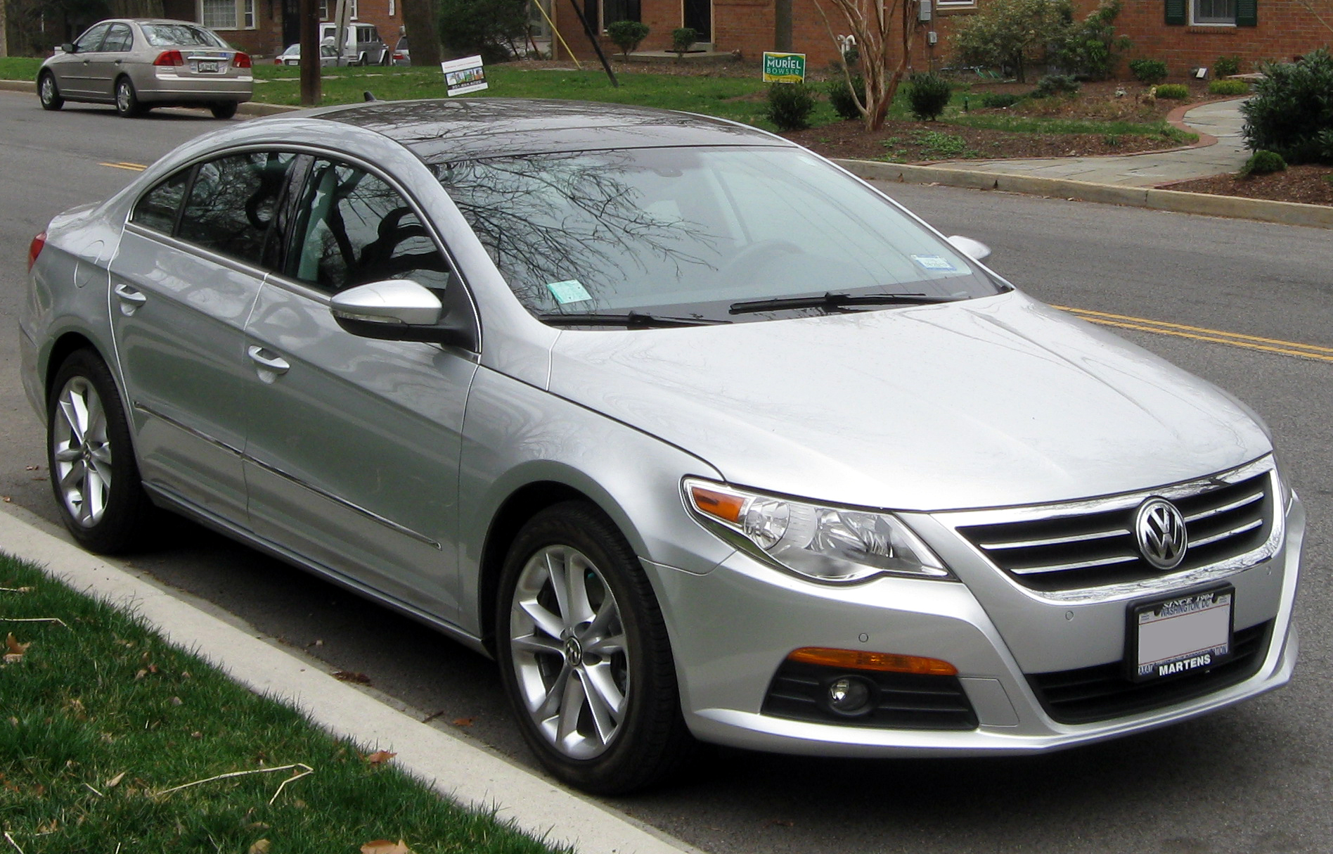 Volkswagen CC - Wikipedia, the free encyclopedia
