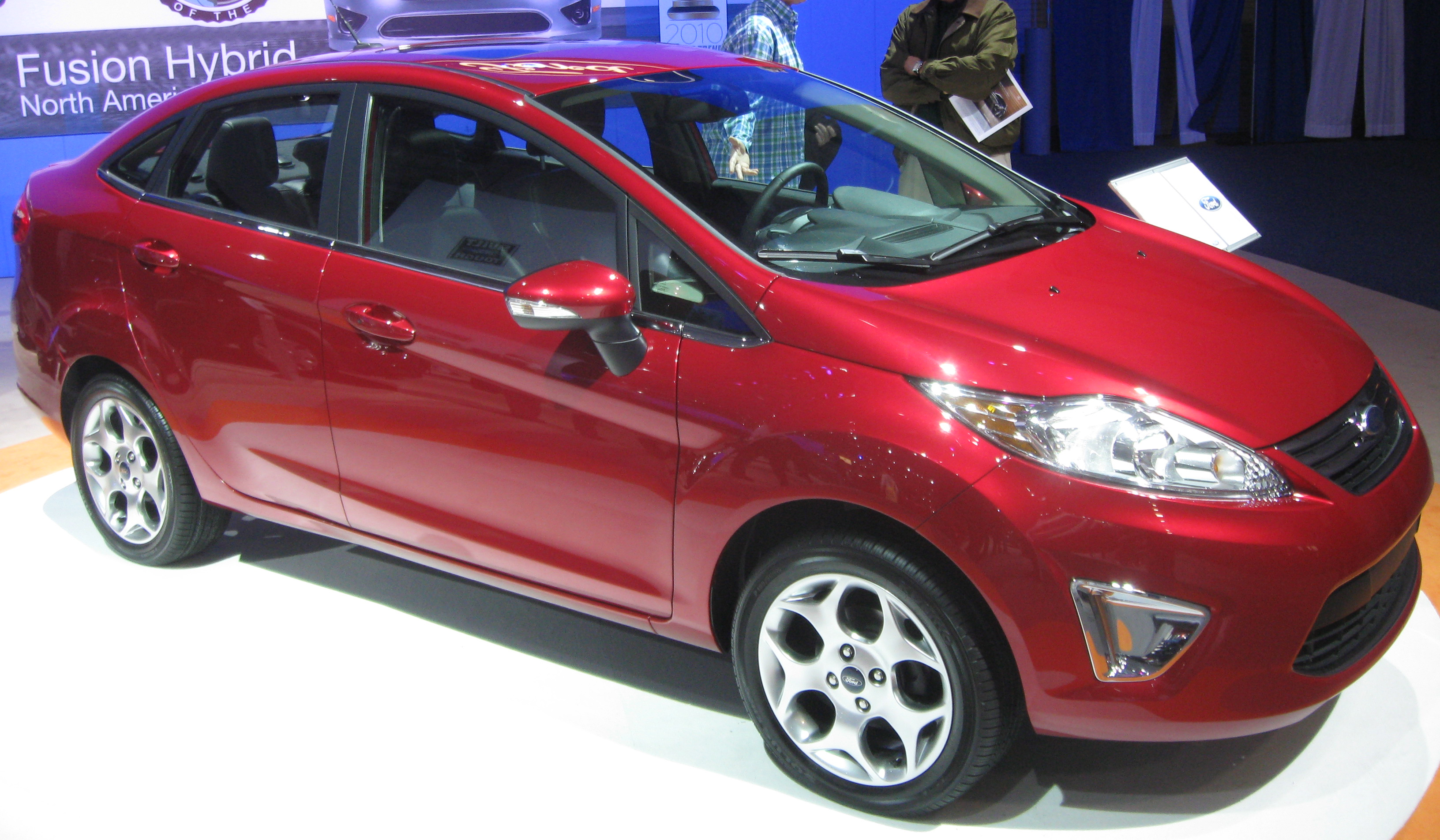 File 2011 Ford Fiesta Sedan 2010 Dc Jpg Wikimedia Commons