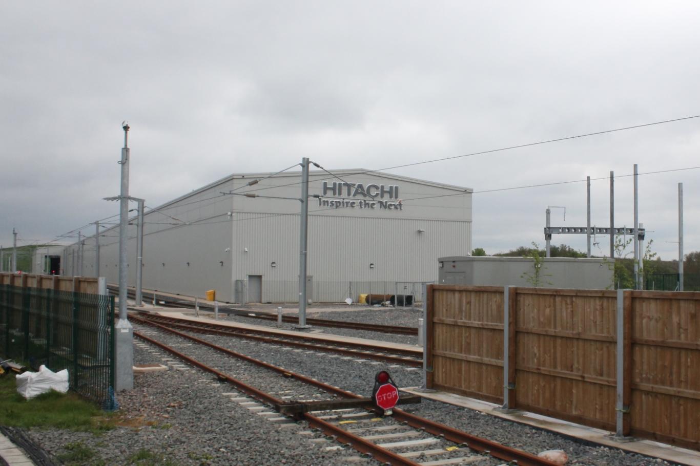 Stoke Gifford depot - Wikipedia