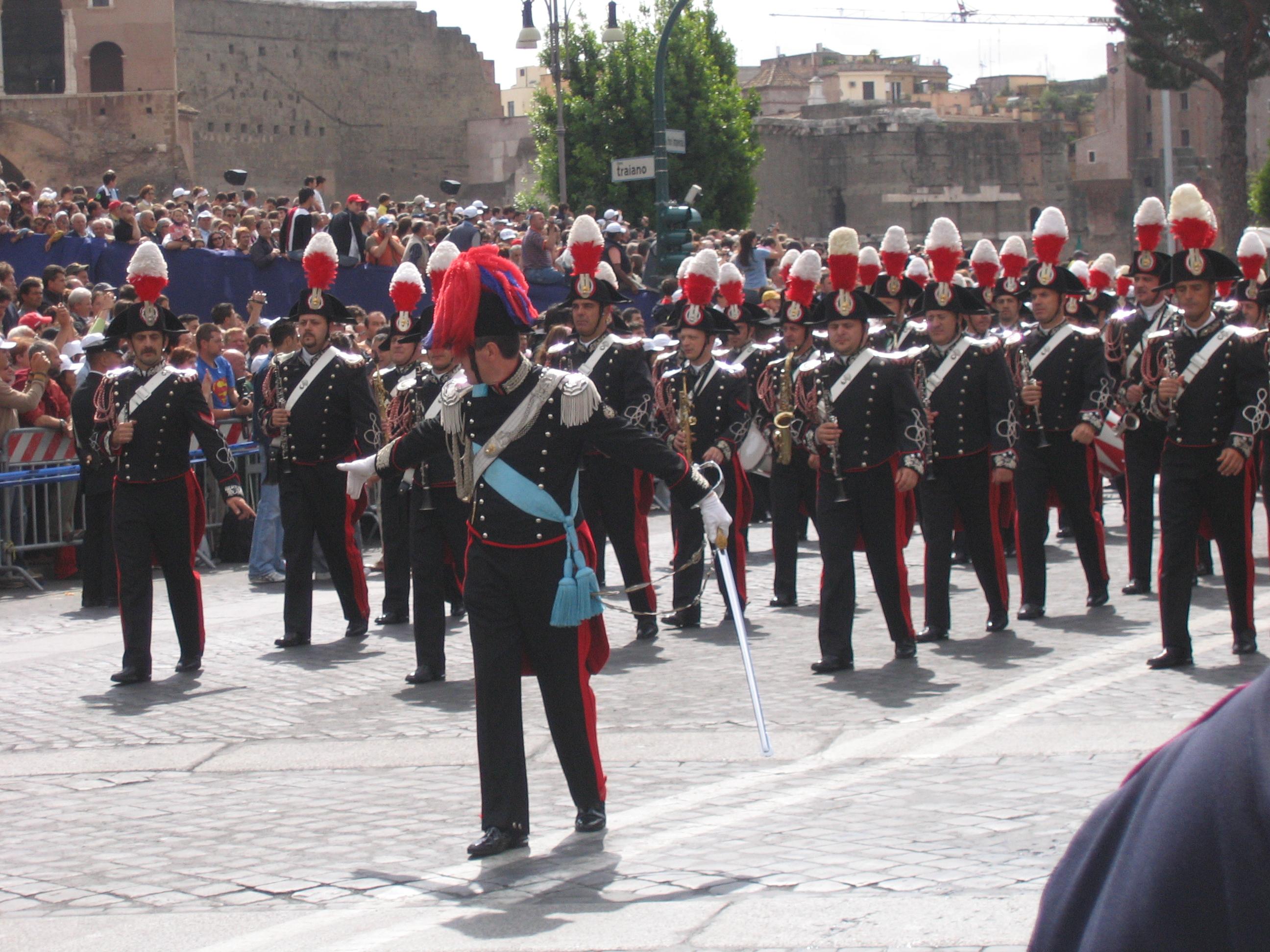 9cbe1ddb2f2 Italian Carabinieri Bands - Wikipedia