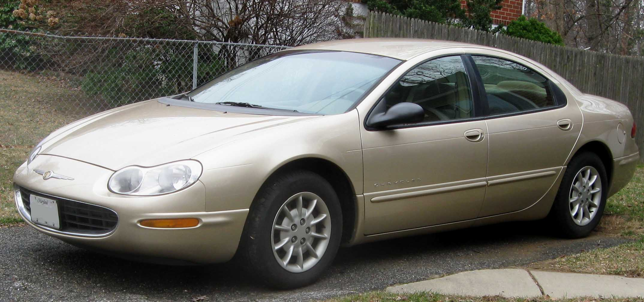 file 2nd chrysler concorde jpg wikimedia commons. Cars Review. Best American Auto & Cars Review