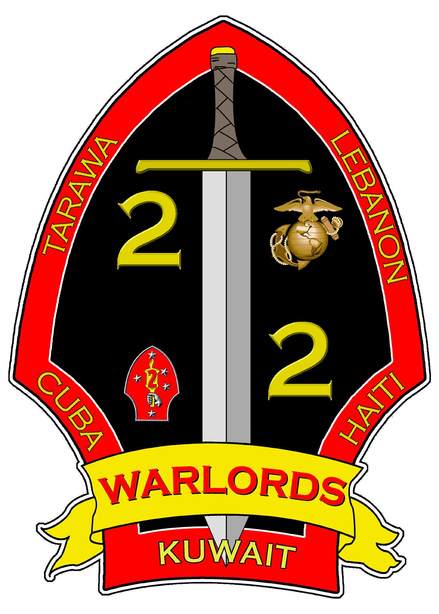 Amazon.com: US Marines Iron On Patch - 1st Battalion 4th ...  |1st Battalion 4th Marines Logo
