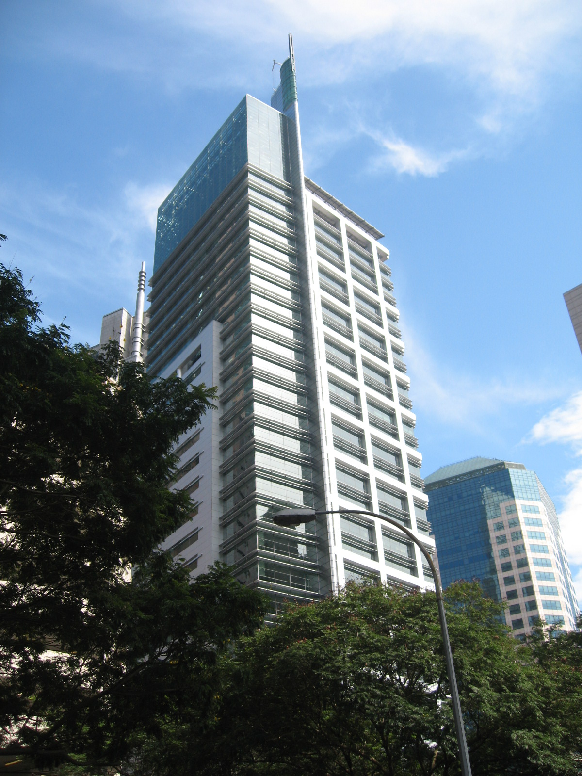 Samsung will build towers of the Singapore Court 69