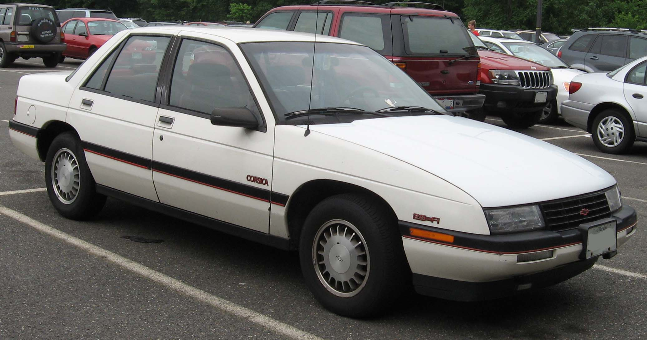 Opinions on chevrolet corsica