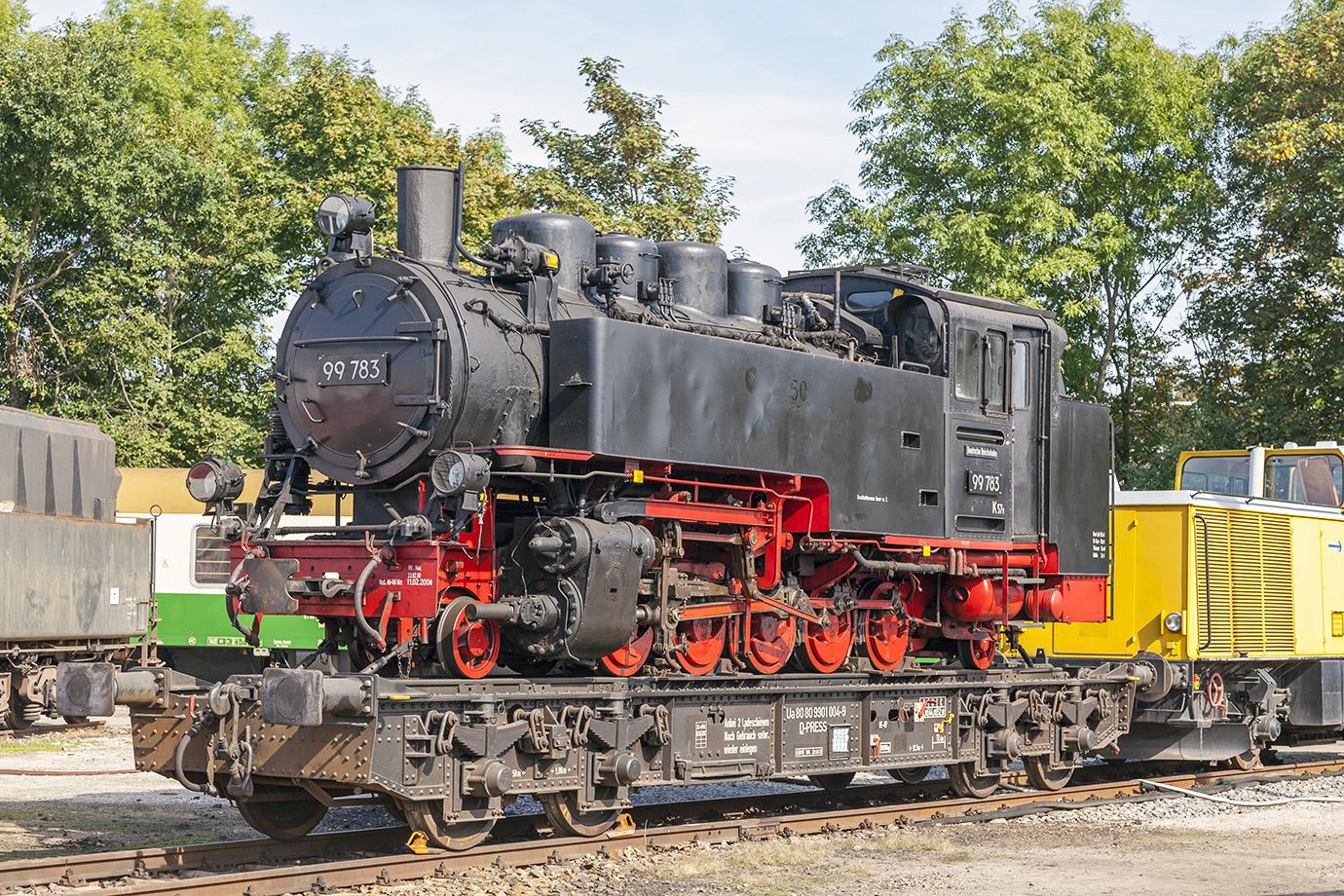 Datei99 783 Germany Saxony Depot Glauchau Trainpix 197348jpg