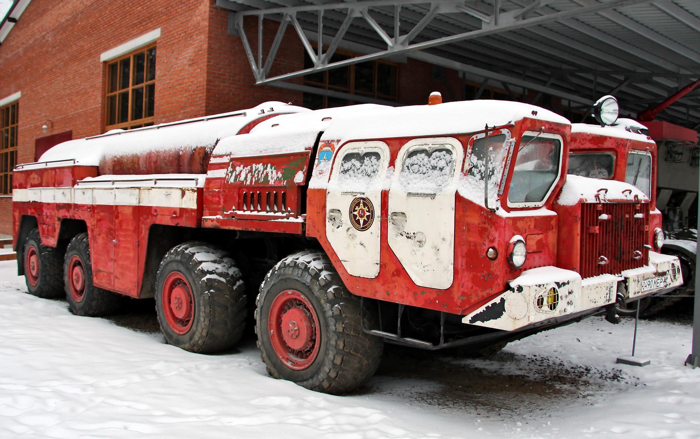 FileAA 60 Fire Truck