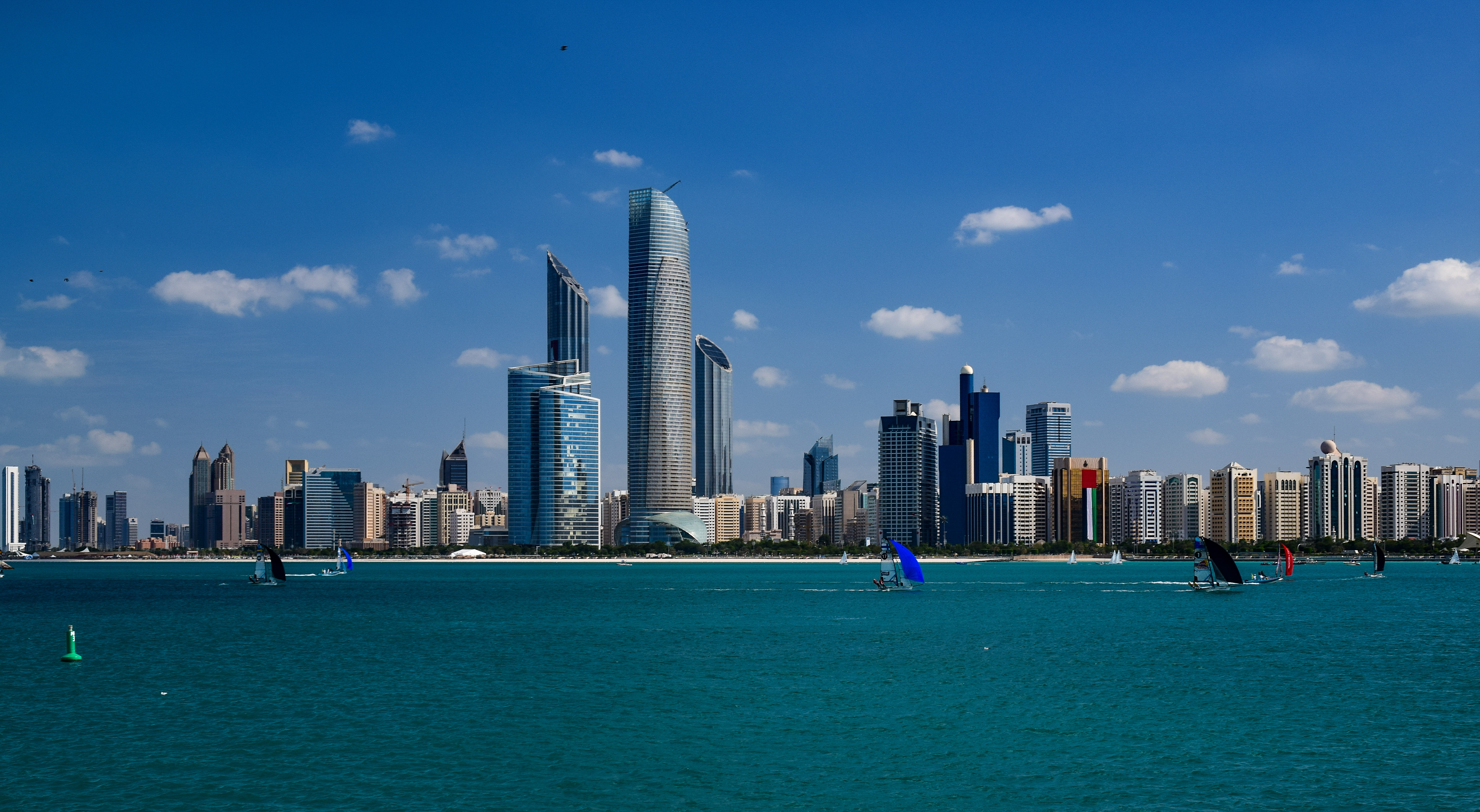 Abu Dhabi Wikipedia