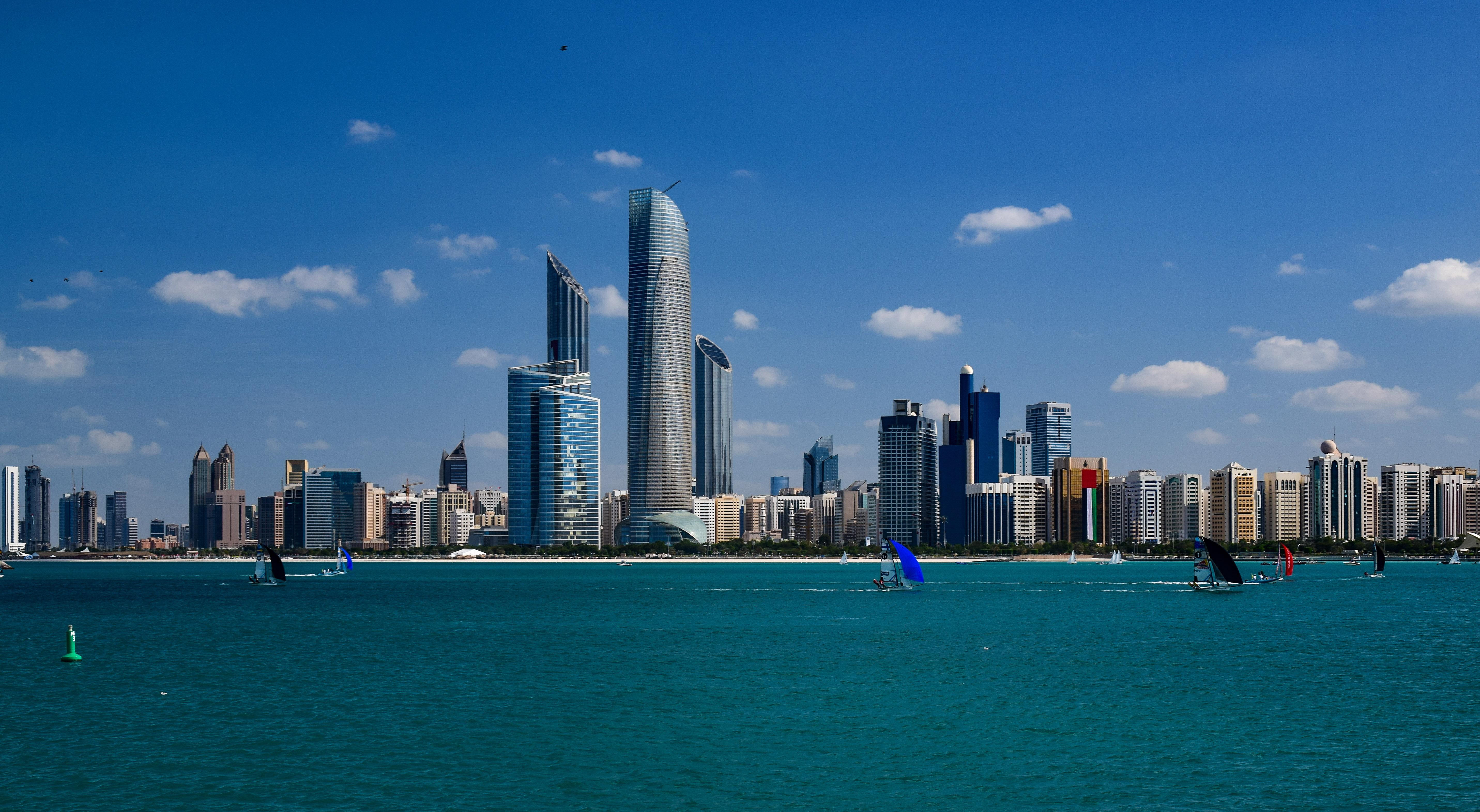 File:Abu dhabi skylines 2014.jpg - Wikimedia Commons