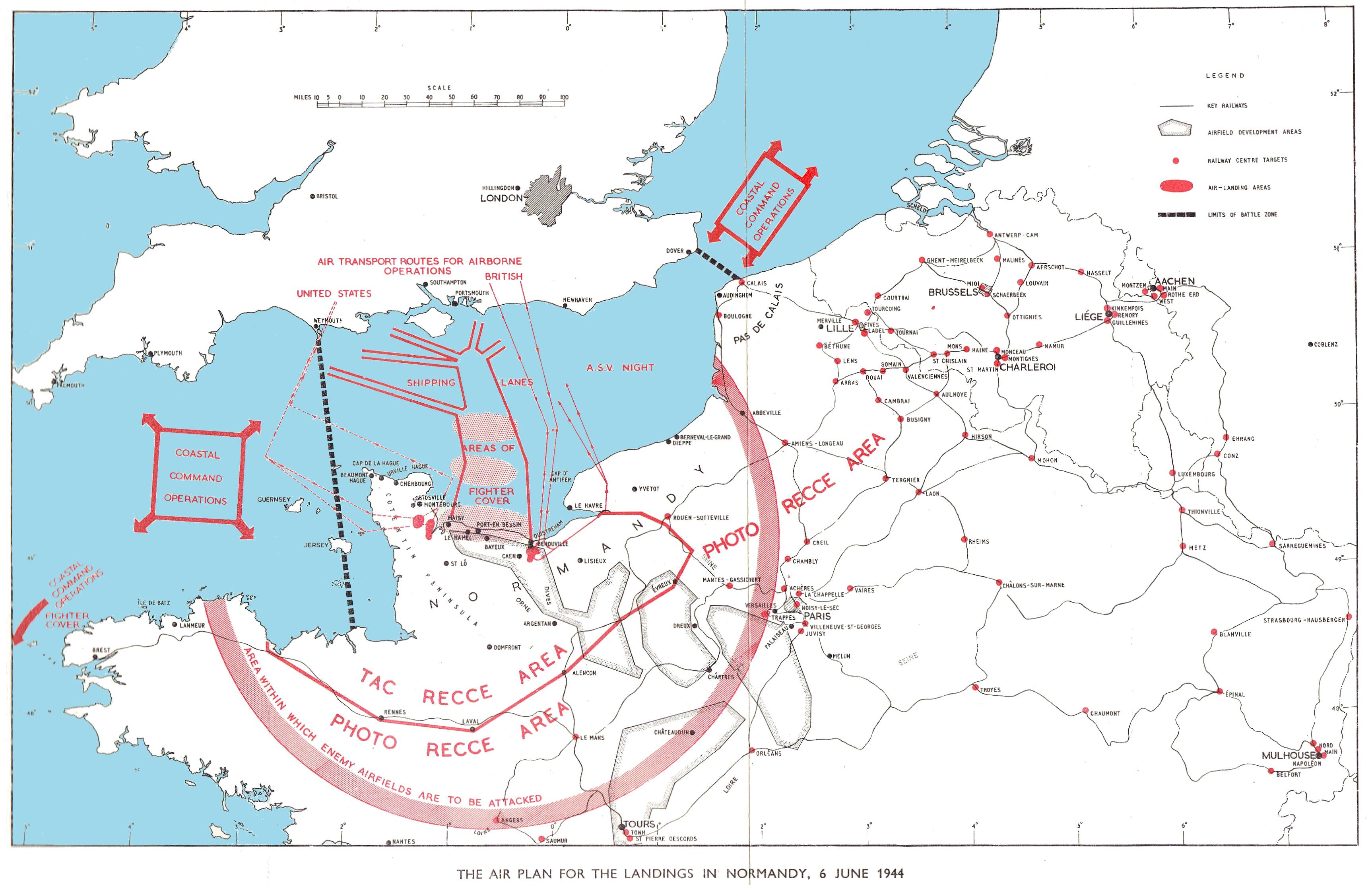 FileAir plan for landings in Normandy June 1944jpg Wikimedia Commons