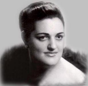 Anita Cerquetti Italian singer