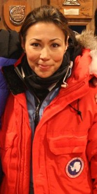 Cropped photo of Ann Curry