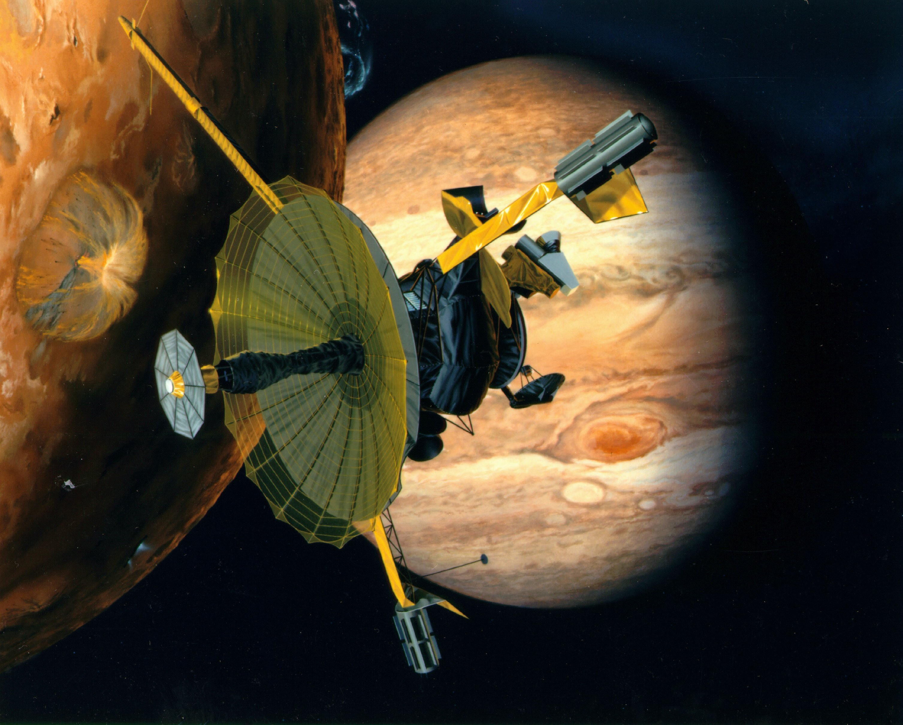 spacecraft to jupiter - photo #16