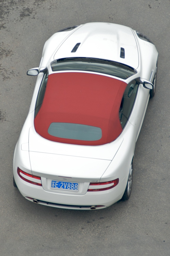 Image of Aston Martin DB9 Convertible (5440823529)
